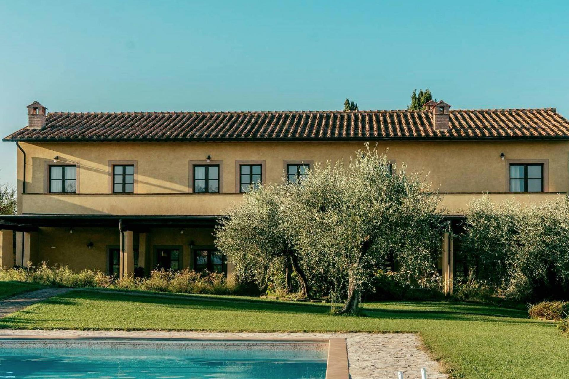 Agriturismo Toscane Agriturismo Toscane, gemoedelijk tussen de wijngaarden