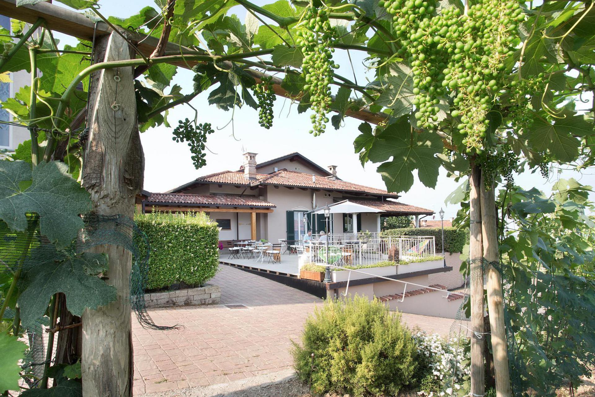Agriturismo Piemonte Elegante appartementen bij vriendelijke eigenaren in Piemonte