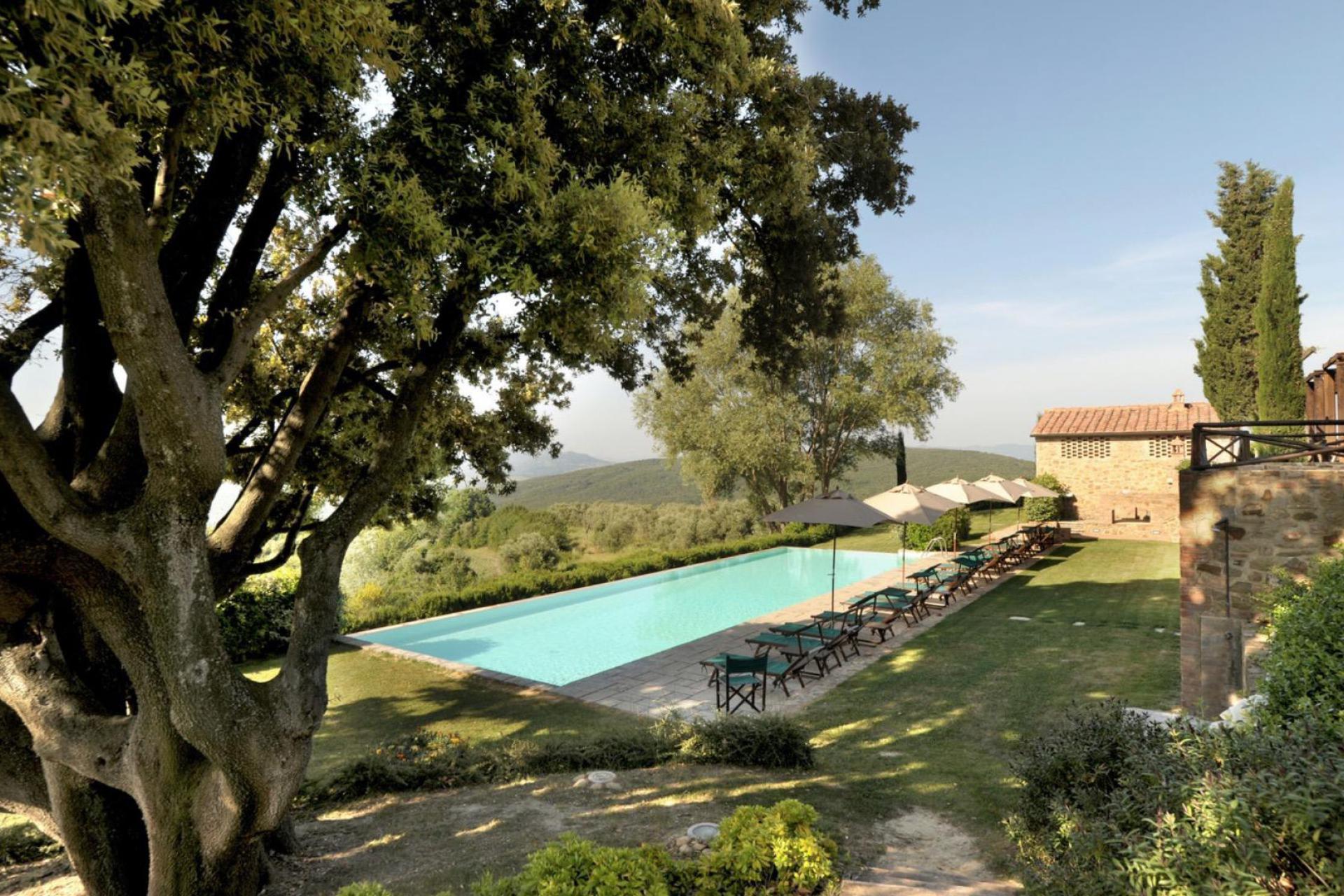 Agriturismo Toscane Zeer gastvrije accommodatie nabij San Gimignano | myitaly.nl