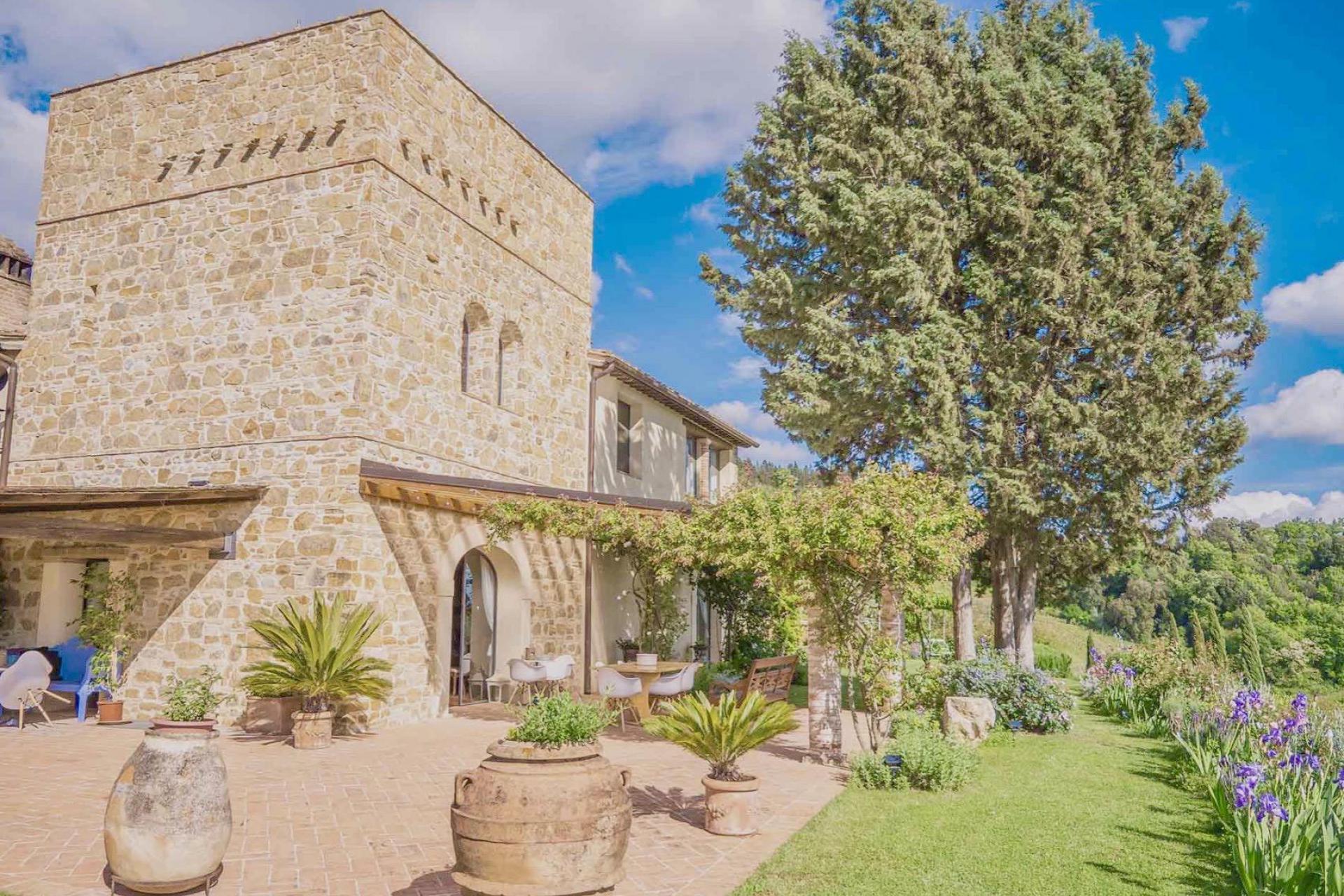 Agriturismo Toscane Agriturismo in olijfgaard met super uitzicht in Toscane   myitaly.nl