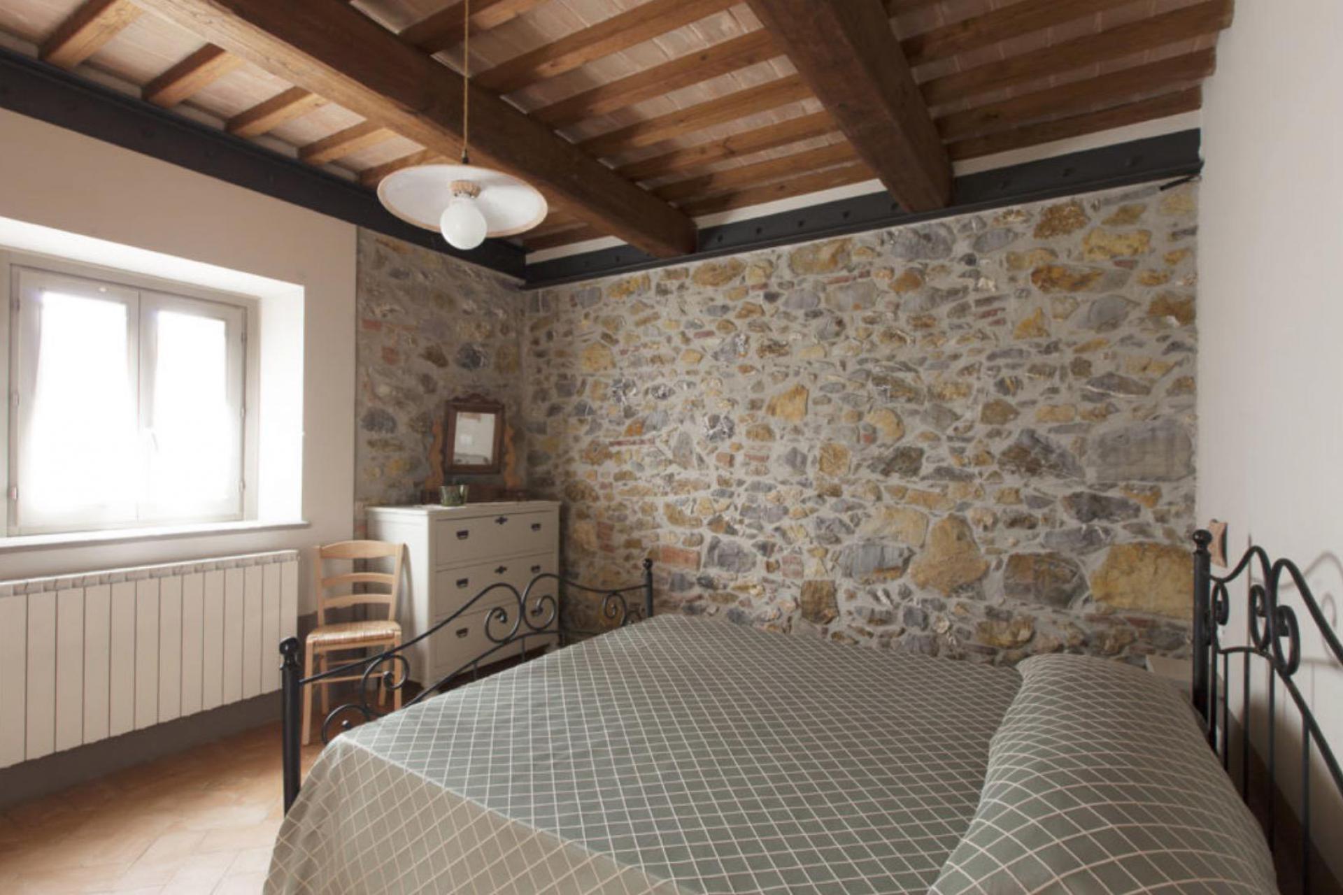 Agriturismo Toscane 9 appartementen bij olijfolieboerderij in Toscane | myitaly.nl