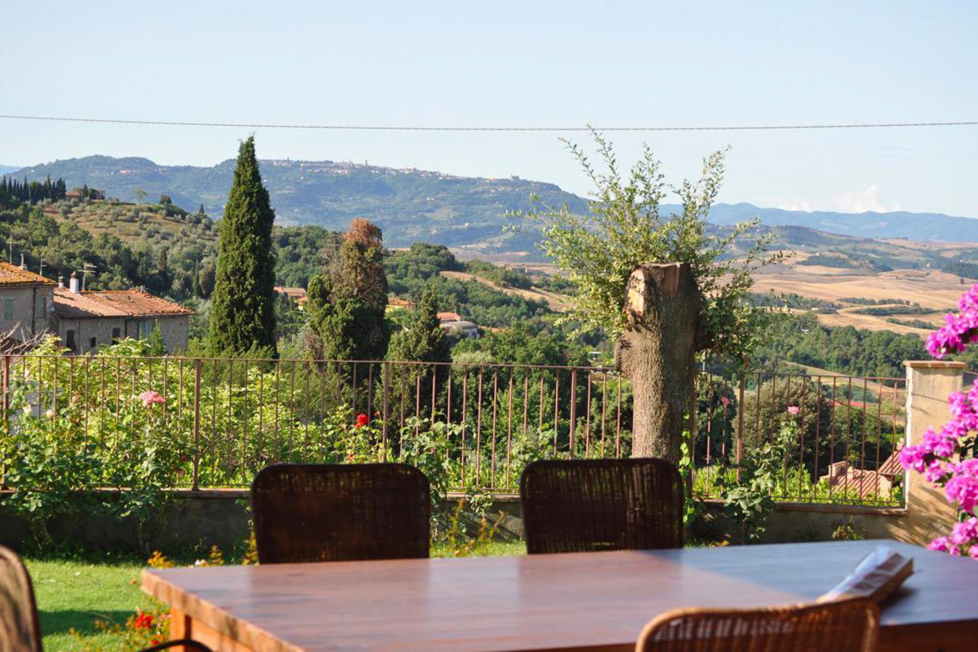Agriturismo Toscane Appartementen bij Volterra in kleine, luxe accommodatie | myitaly.nl