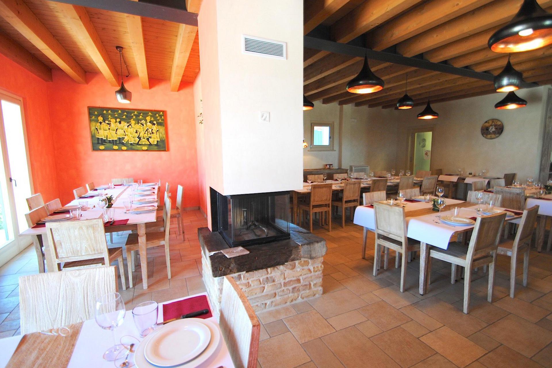 Agriturismo Le Marche Mooie agriturismo in Marche met restaurant