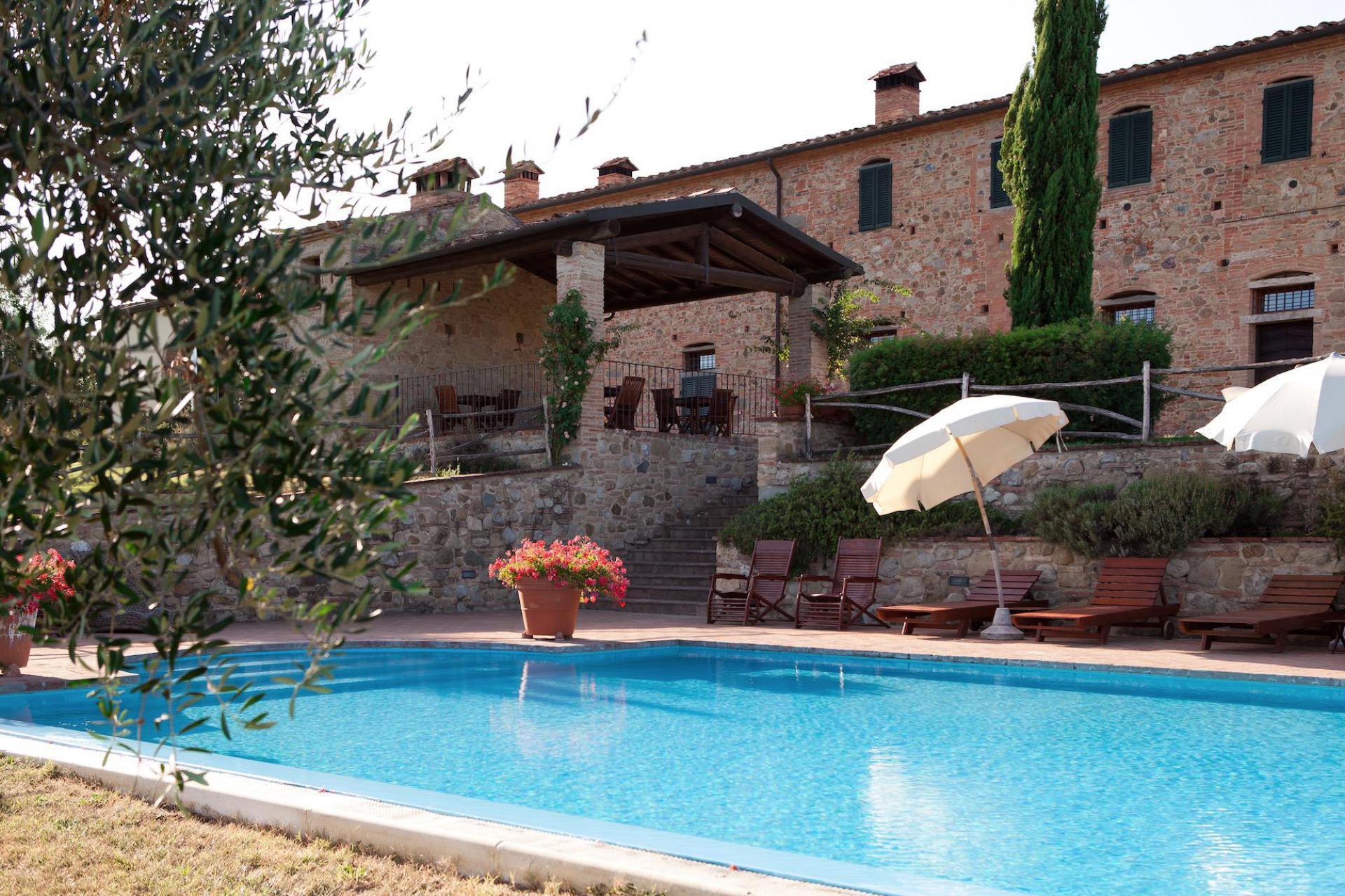 Agriturismo Toscane Biologische agriturismo vlakbij Montepulciano in Toscane