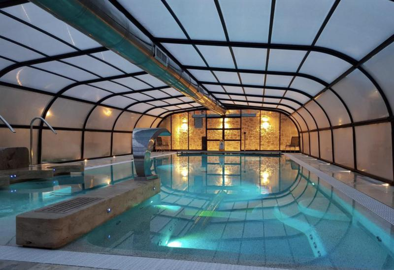 Familie residence met fantastisch zwembad