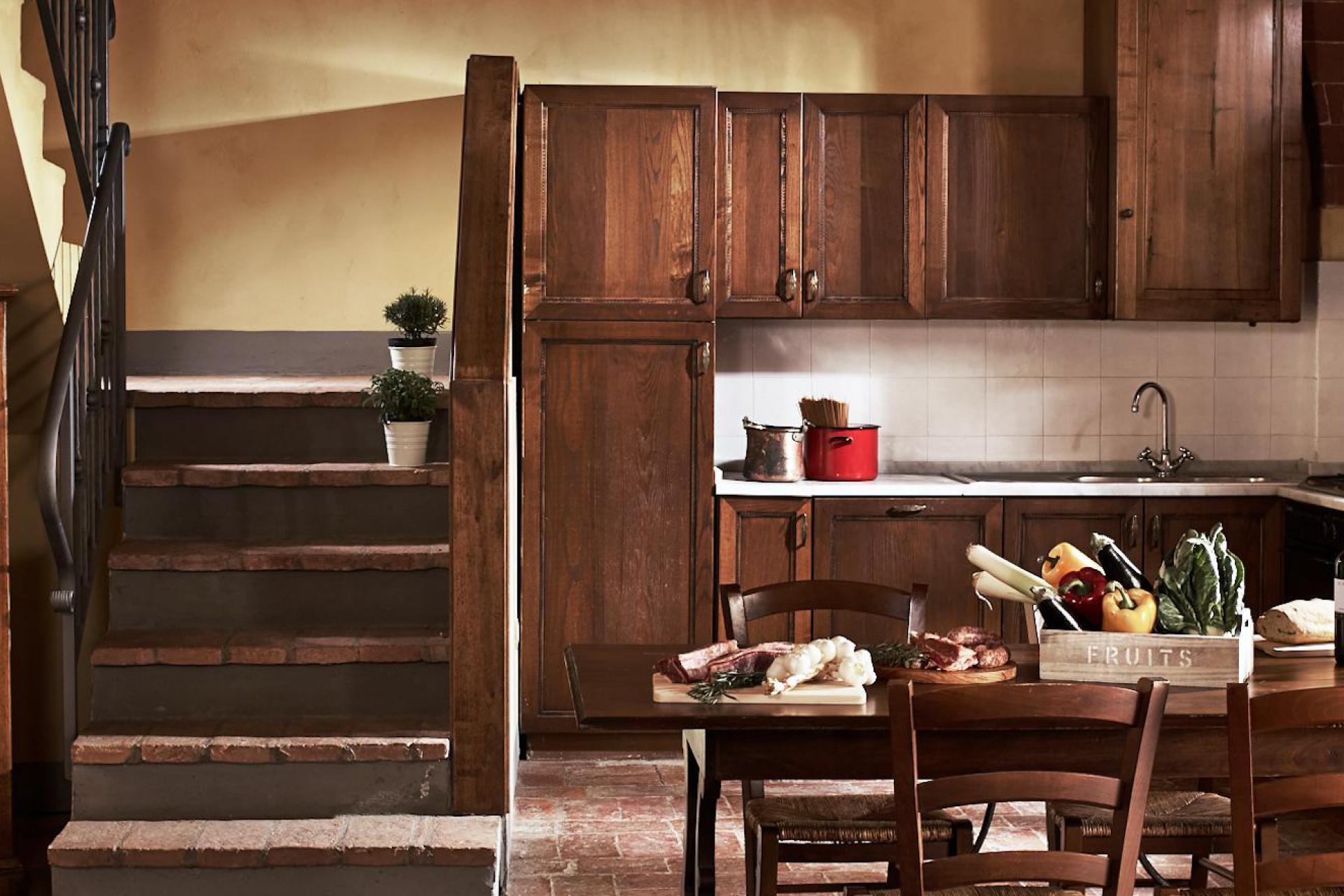 Agriturismo Toscane 11 appartementen in Toscane met restaurant en wijnbar | myitaly.nl