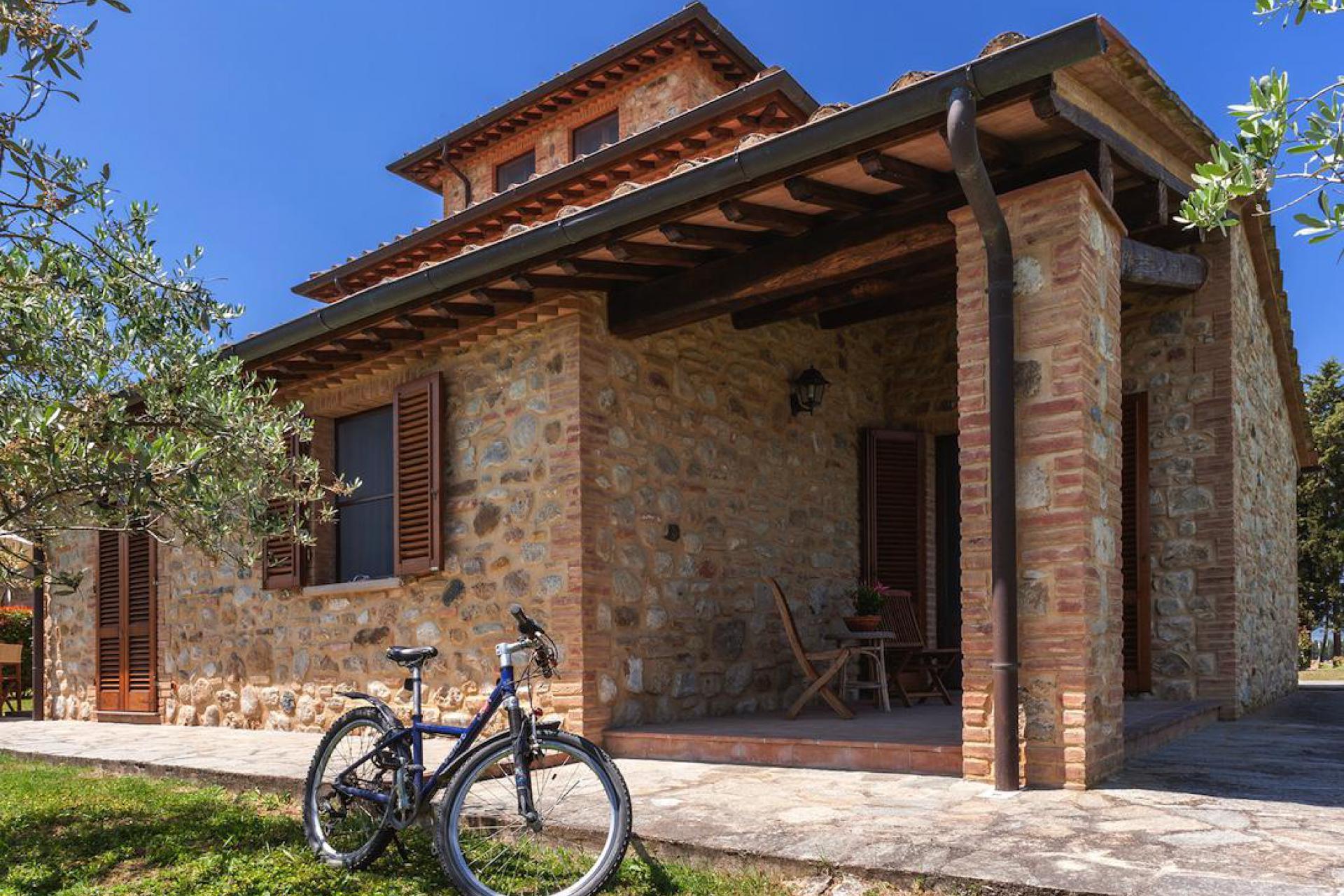 Agriturismo Toscane Kindvriendelijke agriturismo bij Volterra in Toscane | myitaly.nl