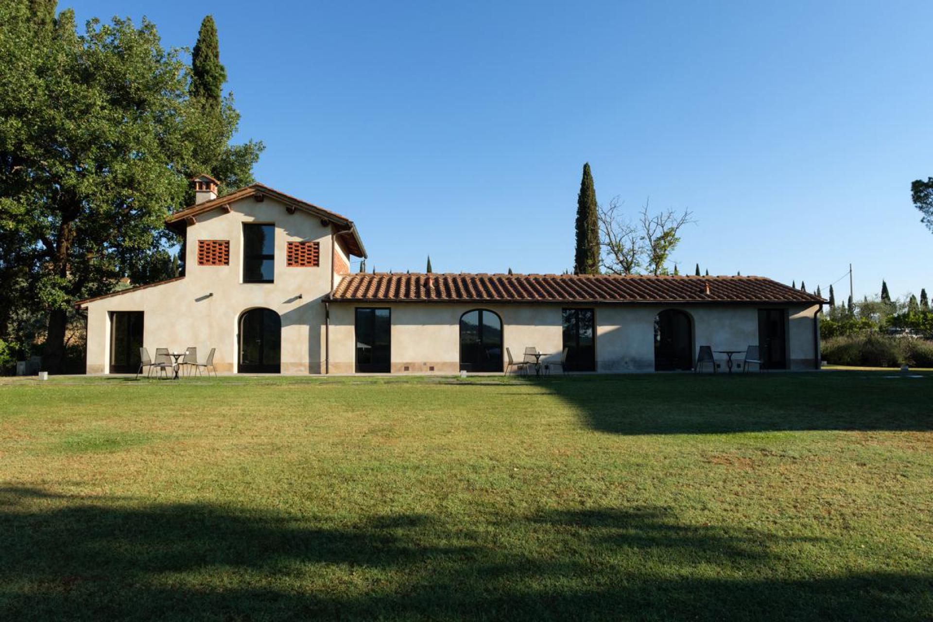 Agriturismo Toscane Mooie wijnboerderij in de Chiantistreek in Toscane