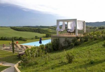 Leuke agriturismo in Toscane met panoramisch zwembad