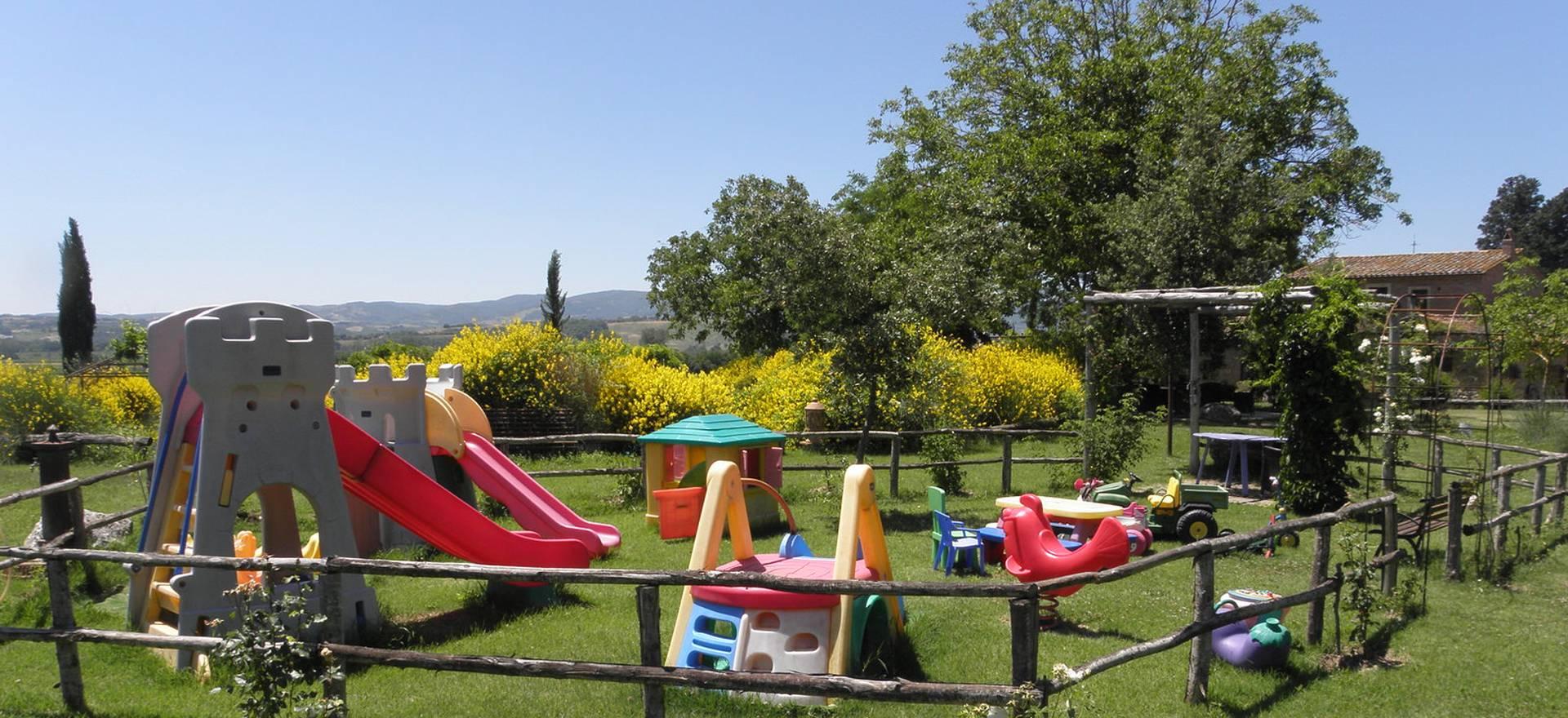Gezellige en kindvriendelijke agriturismo in Umbrie