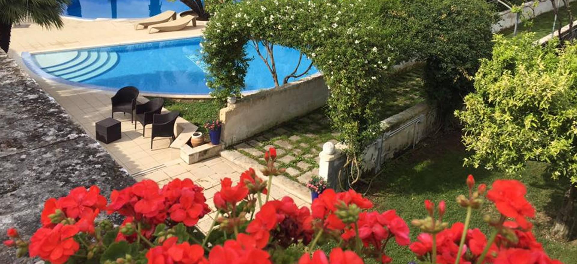 Karakteristieke agriturismo met fantastisch zwembad in Puglia