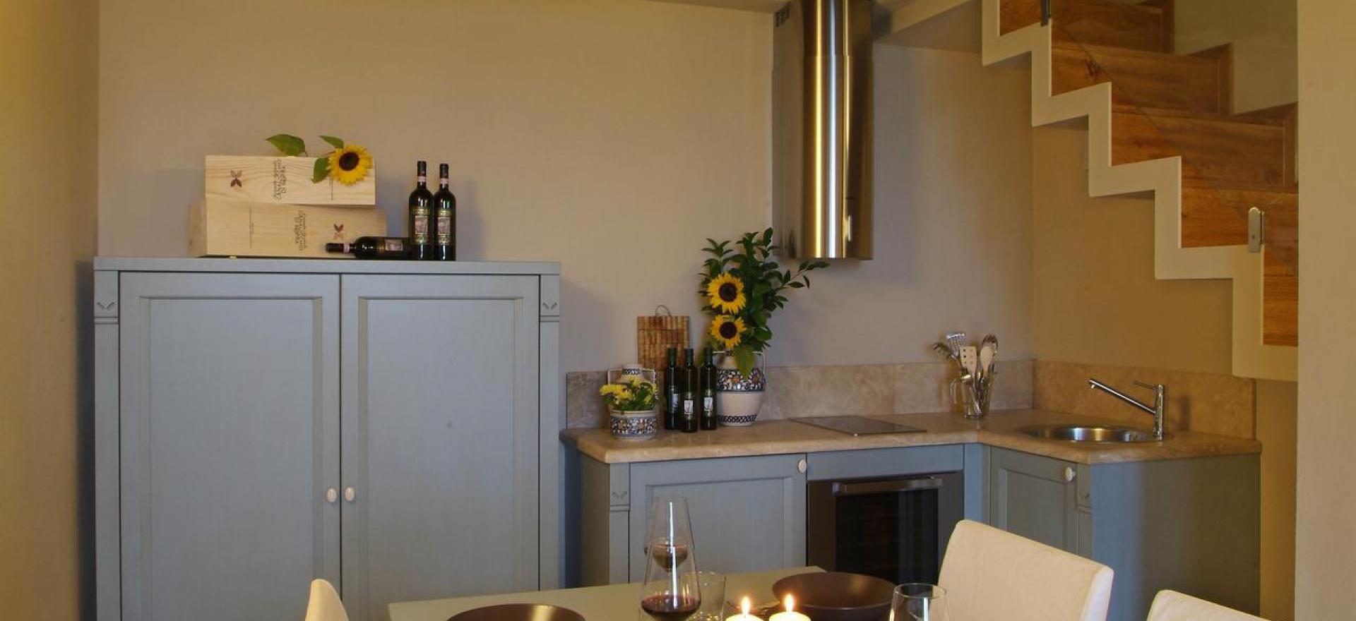 Luxe agriturismo tussen wijngaarden van de Brunello