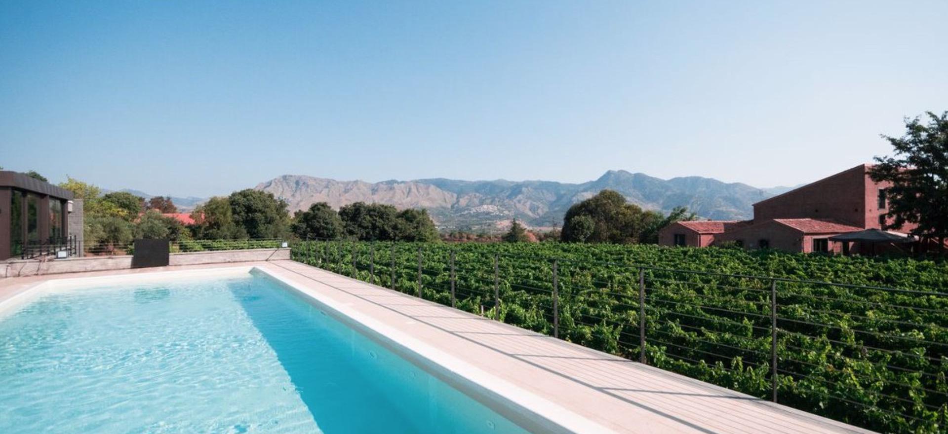 Agriturismo bij de Etna voor wijnliefhebbers