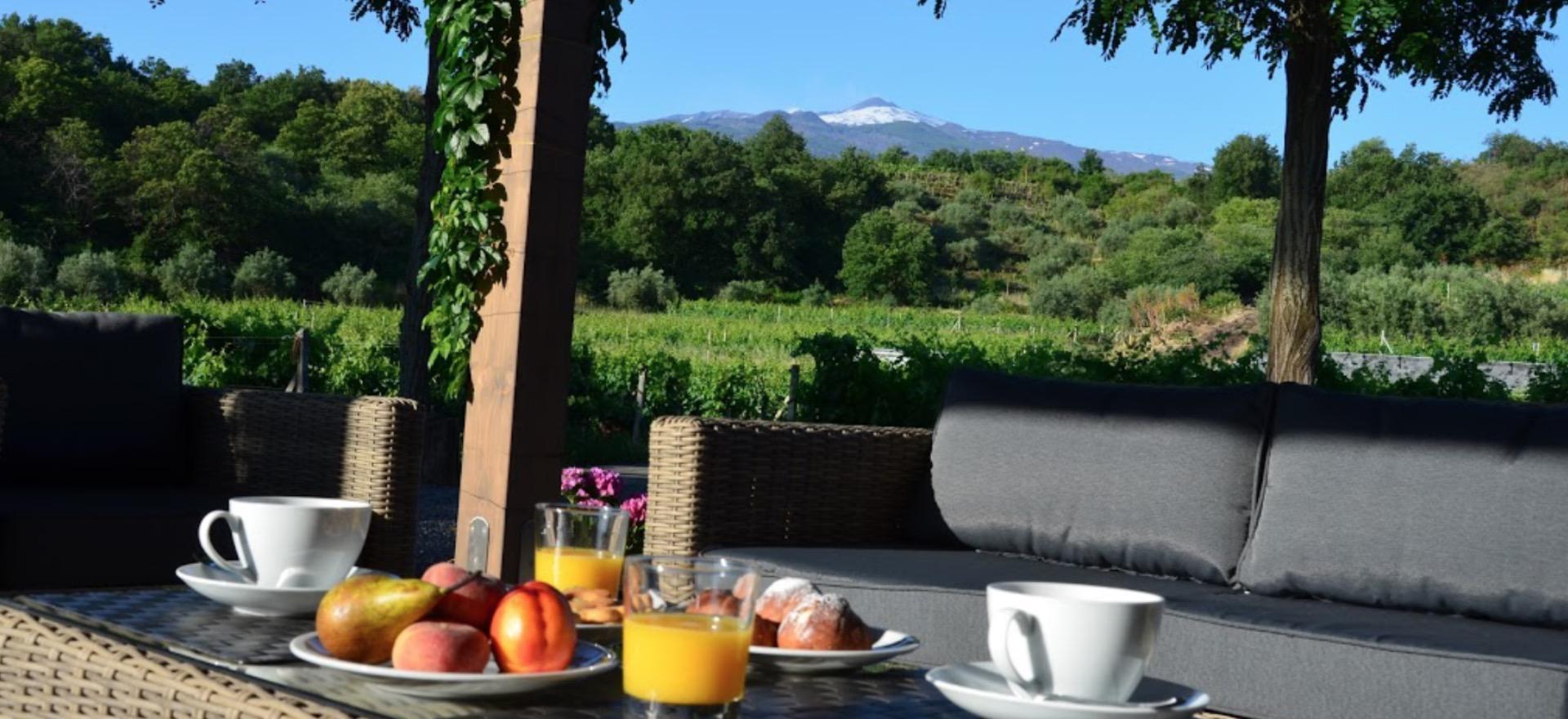 Agriturismo Sicilie Agriturismo bij de Etna voor wijnliefhebbers