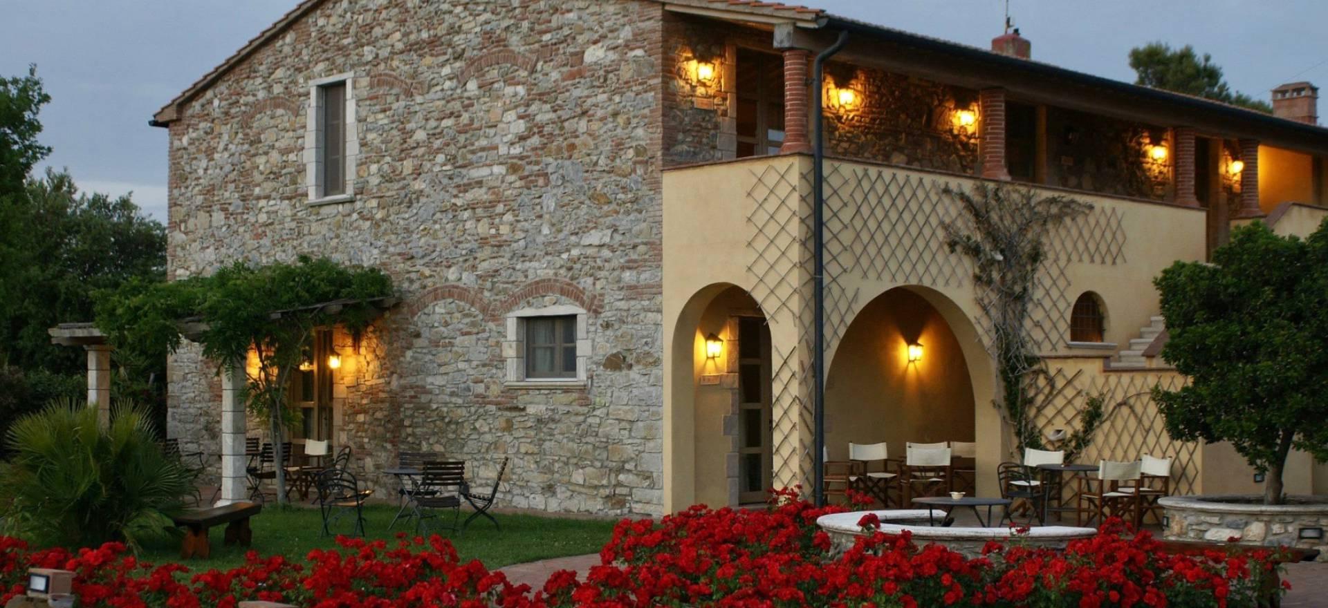 Agriturismo Toscane Agriturismo bij de Toscaanse kust met restaurant