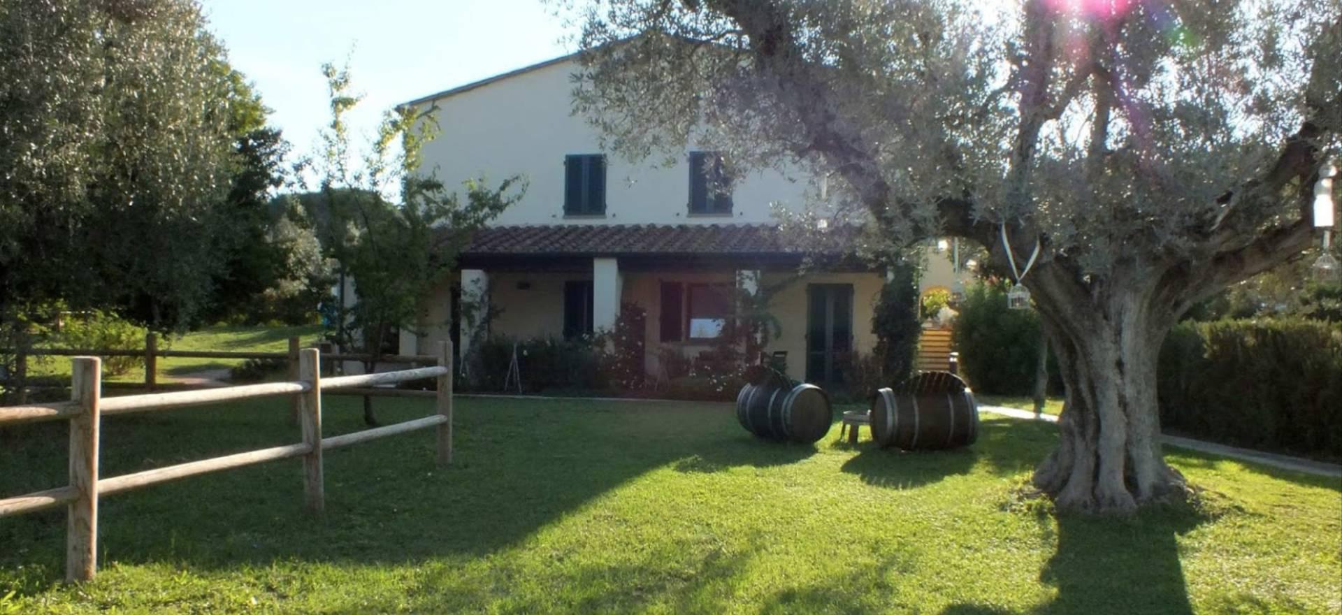 Agriturismo Toscane Agriturismo in een wijnregio en nabij het strand