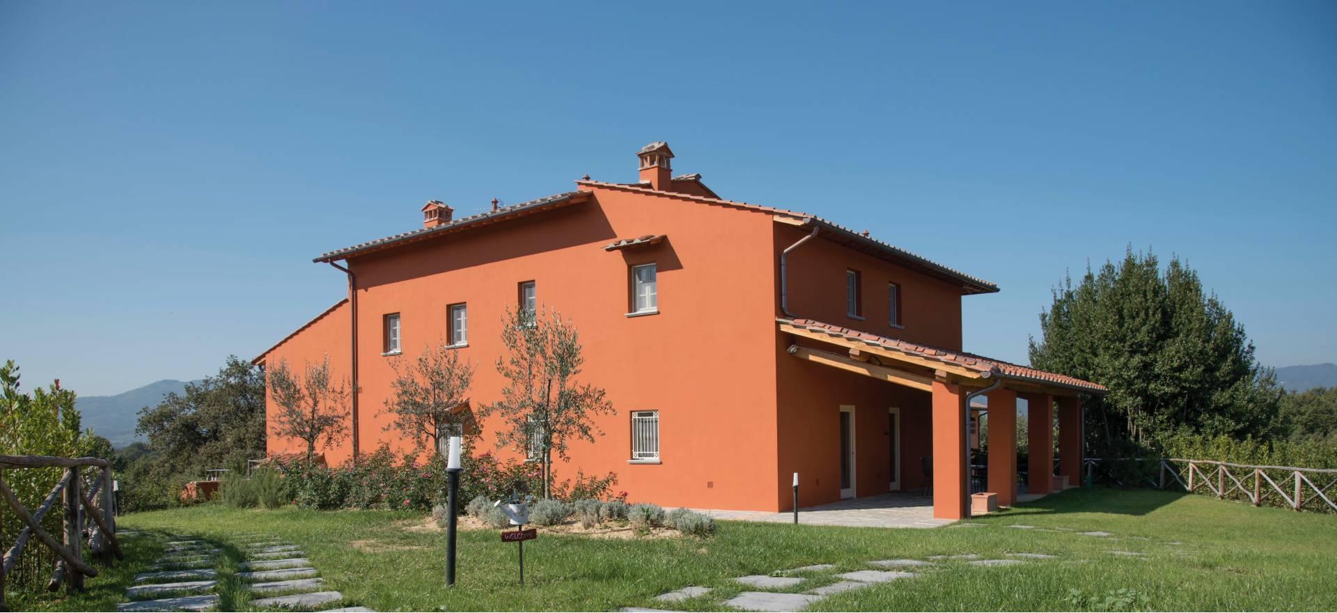 Agriturismo Toscane Agriturismo met design interieur in Toscane