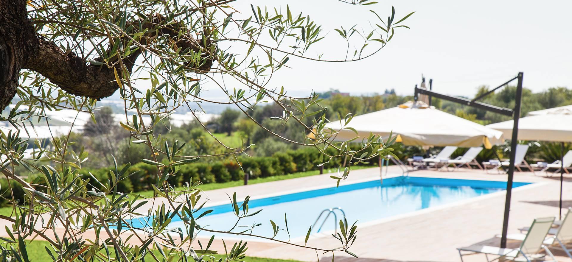 Agriturismo Sicilie Agriturismo met grote appartementen op Sicilië