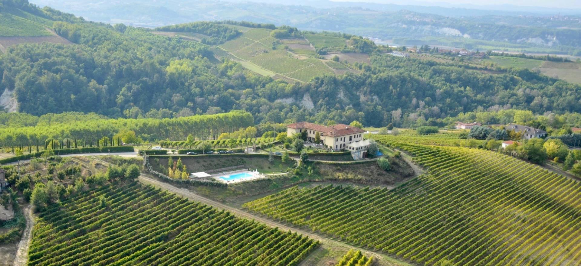 Agriturismo Piemonte Agriturismo Piemonte voor liefhebbers van goede wijn