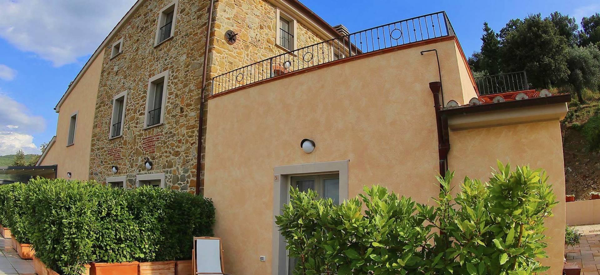 Agriturismo Toscane Agriturismo Toscane, luxe kamers en nabij het strand