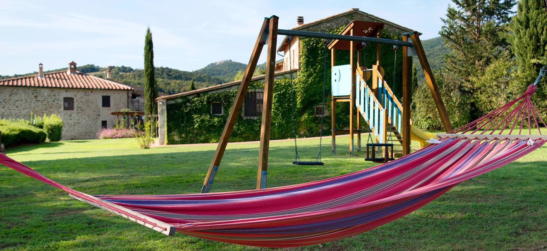 Agriturismo Toscane Agriturismo Toscane met smaakvol ingerichte appartementen