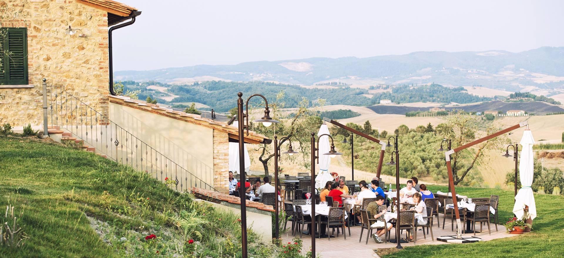 Agriturismo Toscane Agriturismo Toscane, zeer gezellig en super gastvrij!