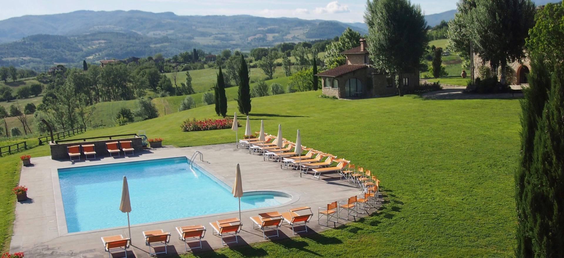 Agriturismo Toscane Agriturismo Toscane, zwembad en veel speelruimte