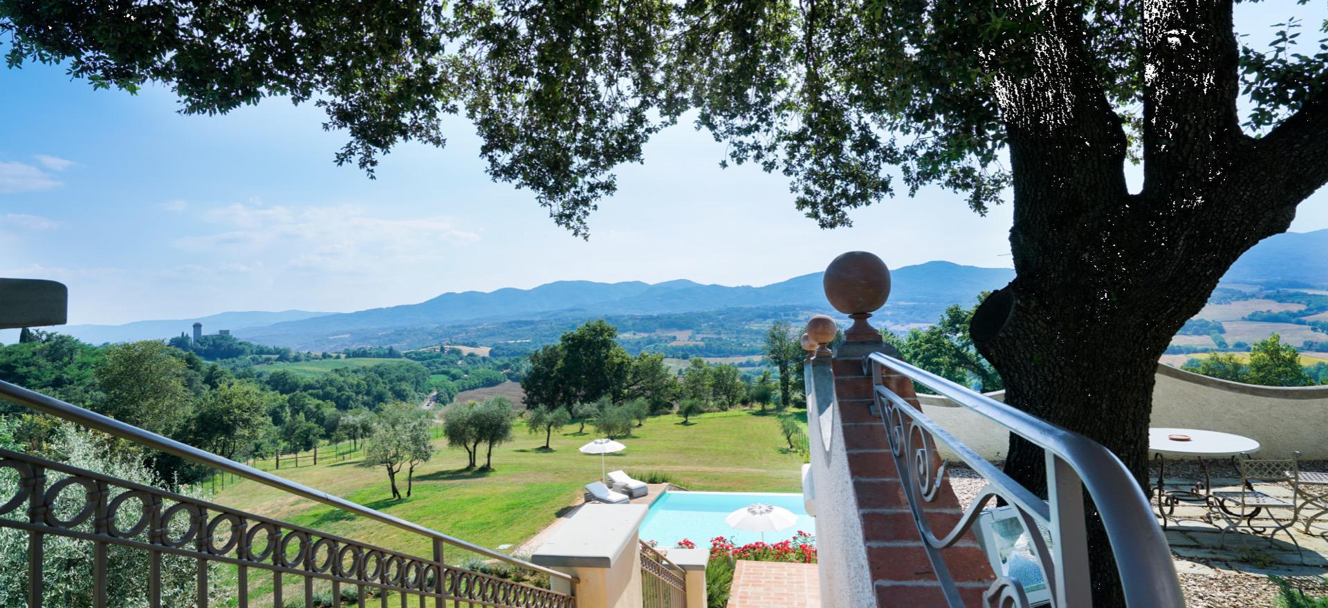Agriturismo Toscane Boutique B&B in elegante villa in Toscane