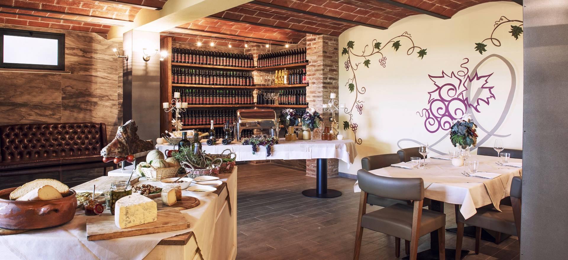 Agriturismo Toscane, zeer gezellig en super gastvrij!