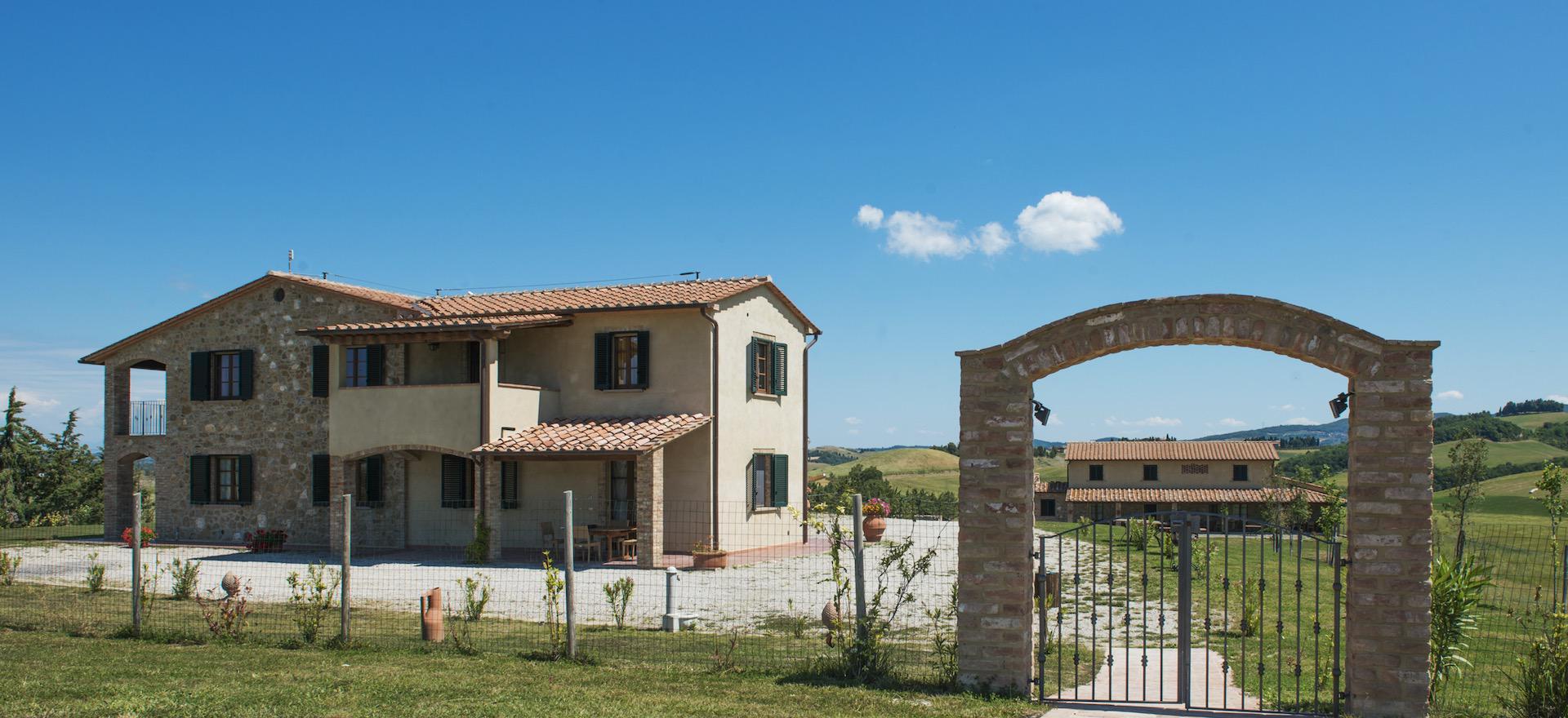 Agriturismo Toscane Familie-vriendelijke agriturismo Toscane met mooi zwembad