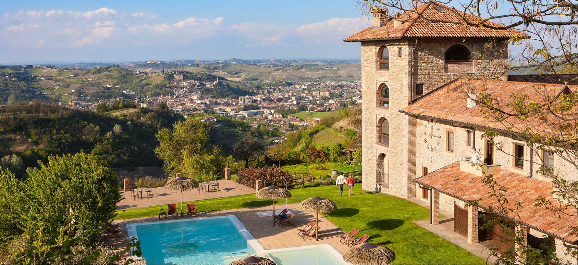 Agriturismo in het hart van Piemonte voor pure ontspanning