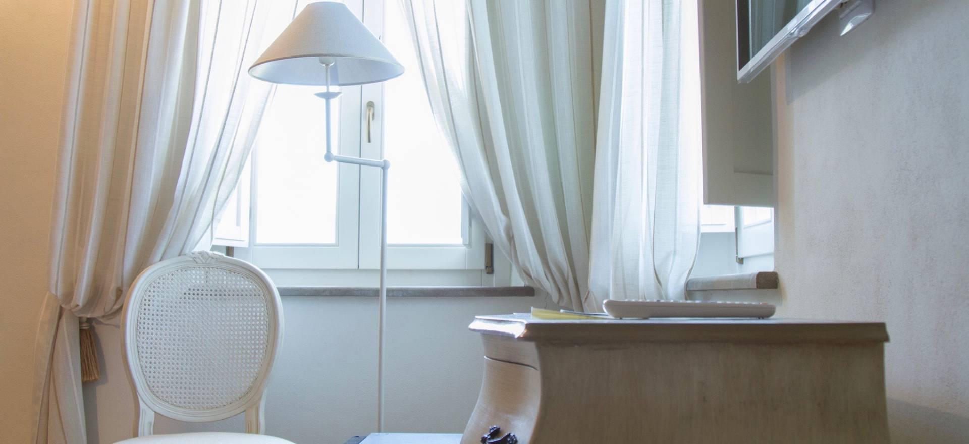 Agriturismo le Marche, elegante kamers met zeezicht