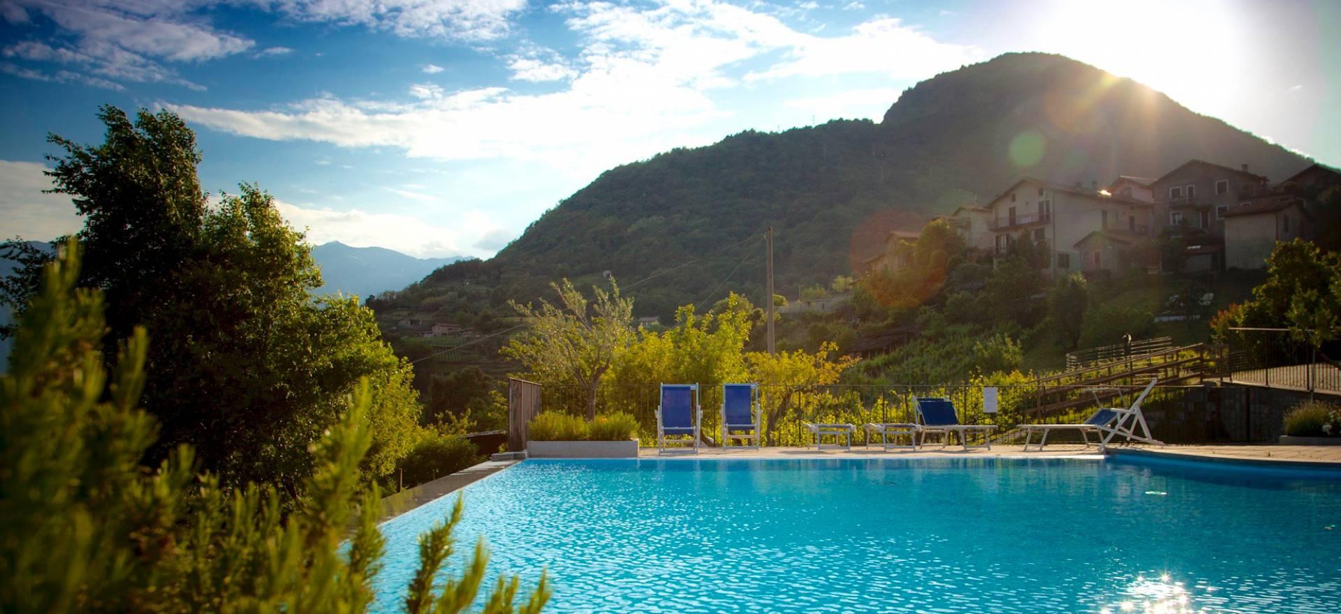 Residence Comomeer, ideaal voor gezinnen