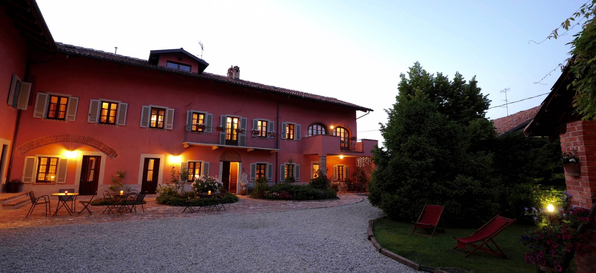 Agriturismo Piemonte Leuke en gastvrije agriturismo in Piemonte