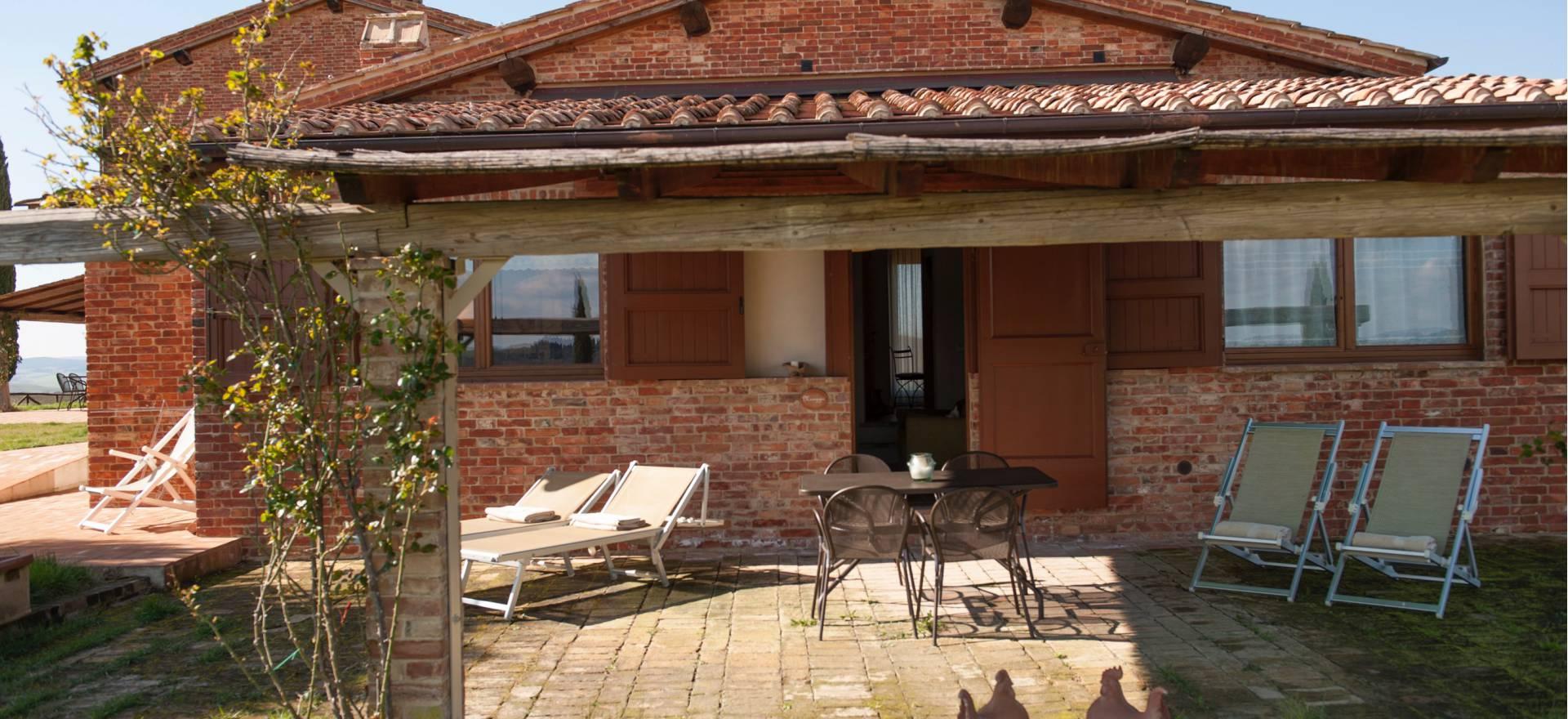 Agriturismo Toscane Luxe agriturismo Siena voor rust en comfort