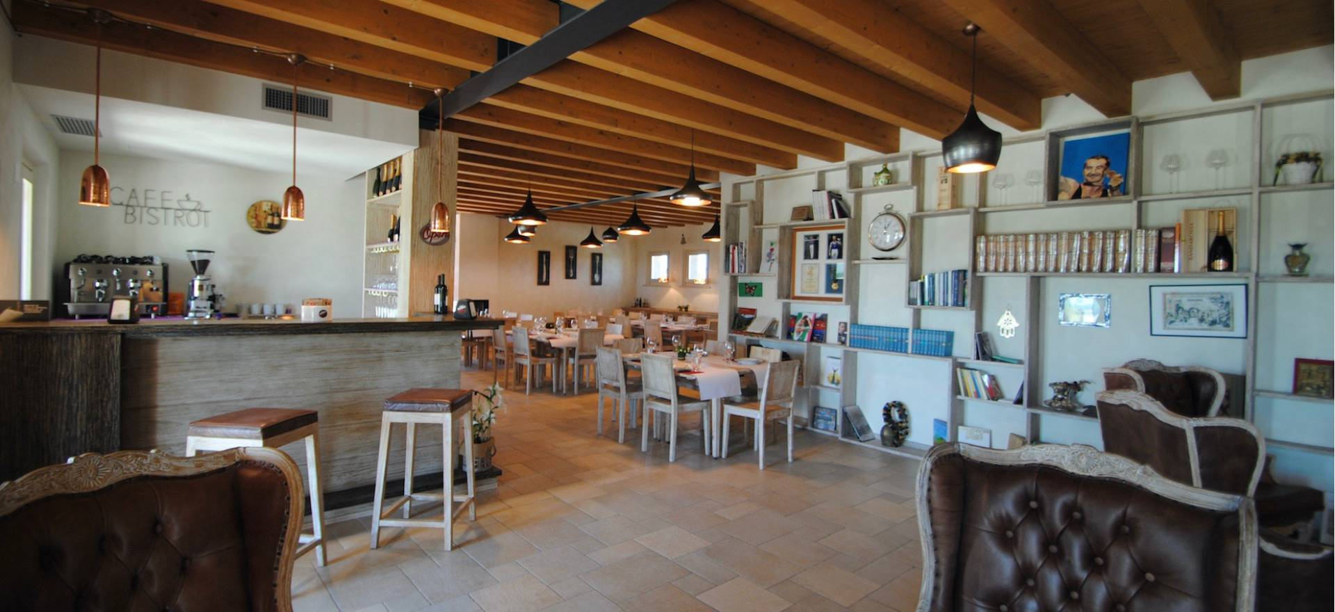 Agriturismo Le Marche Mooie agriturismo in Marche met restaurant