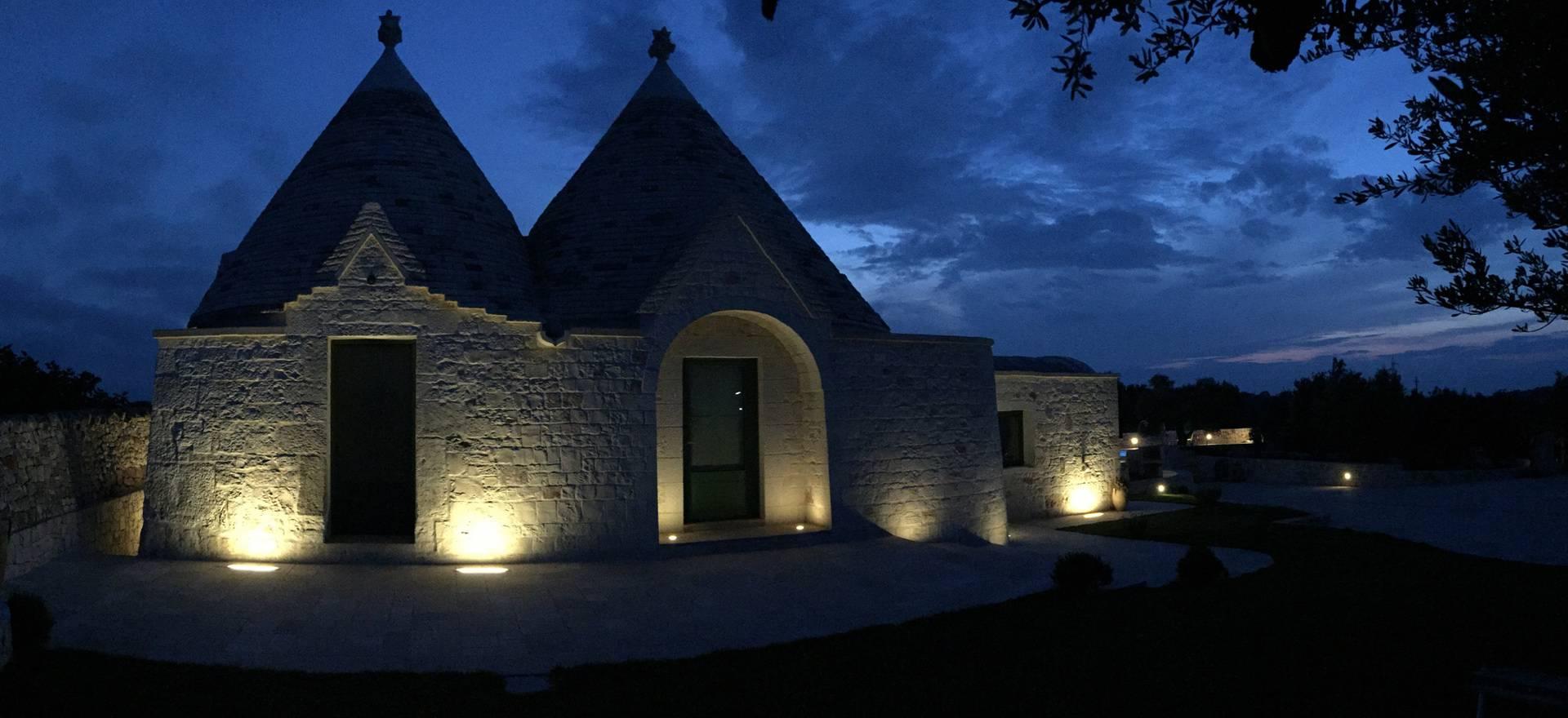 Agriturismo Puglia Prachtige verbouwde trullo met privé zwembad