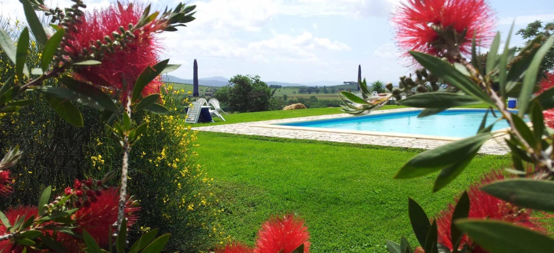 Agriturismo Toscane Rustig gelegen agriturismo vlakbij Toscaanse kust