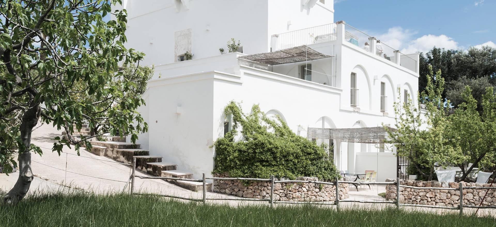 Agriturismo Puglia Rustige masseria in Puglia met stijlvol interieur