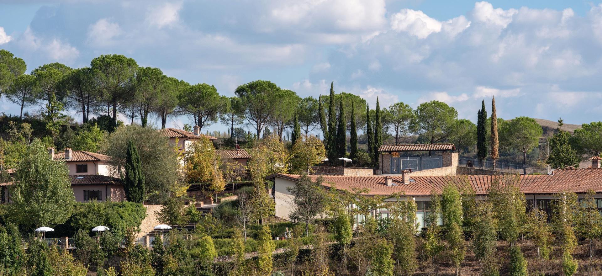 Luxe agriturismo in het prachtige hart van Toscane