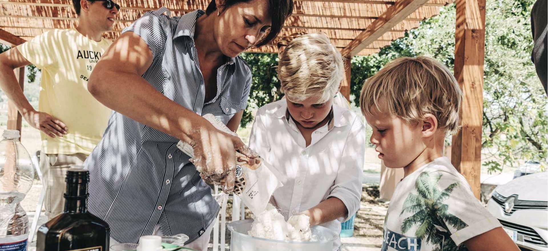 Kindvriendelijk en gezellige agriturismo bij Lucca
