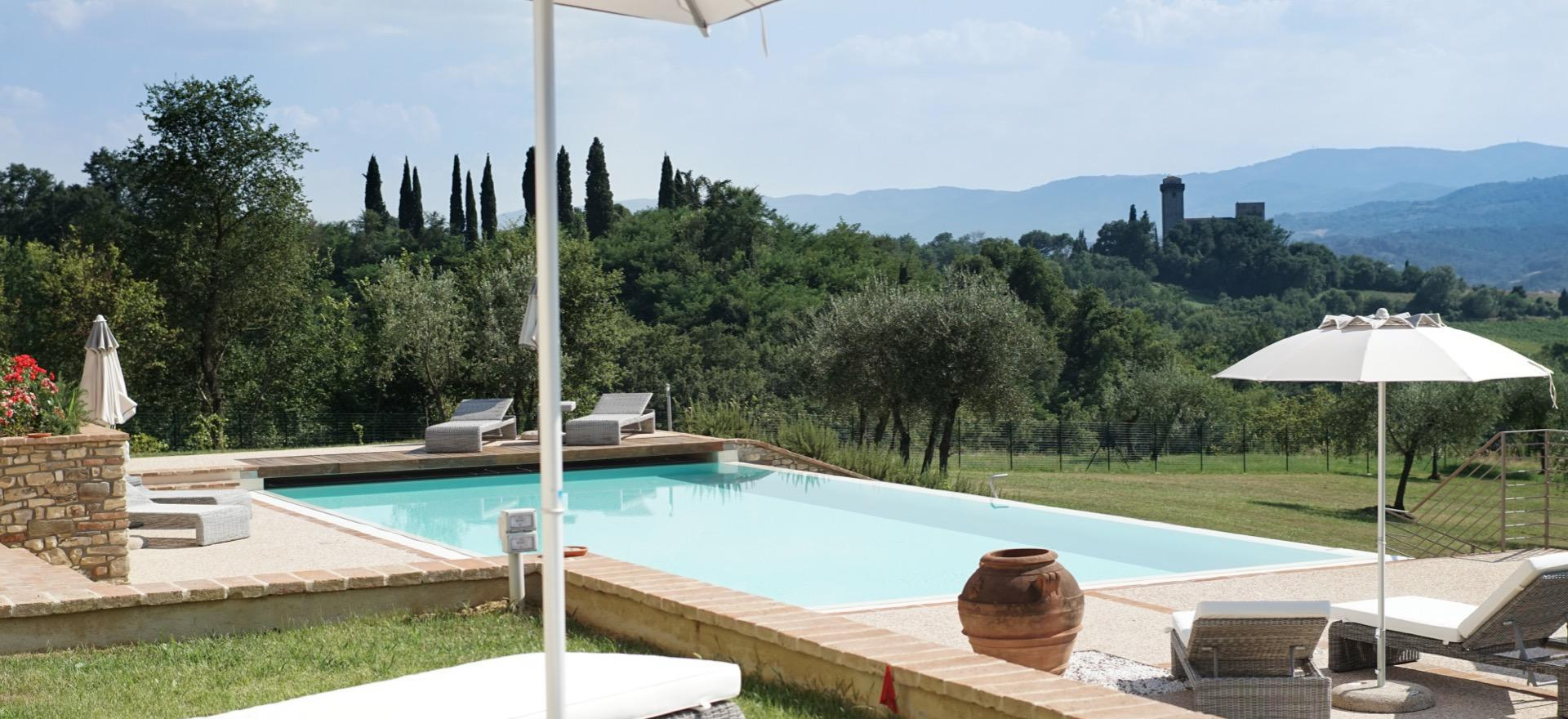 Boutique B&B in elegante villa in Toscane