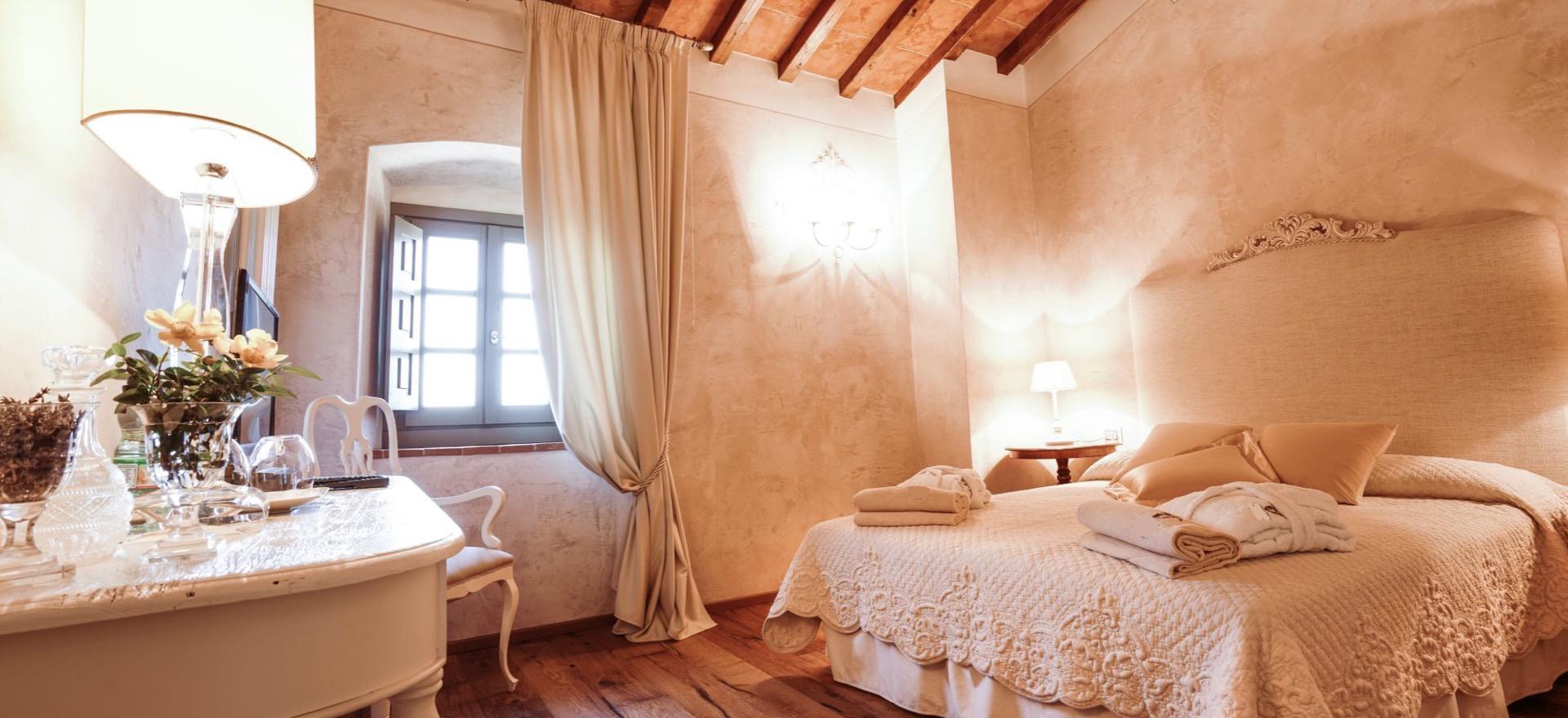 Boutique B&B in elegante villa in Toscane