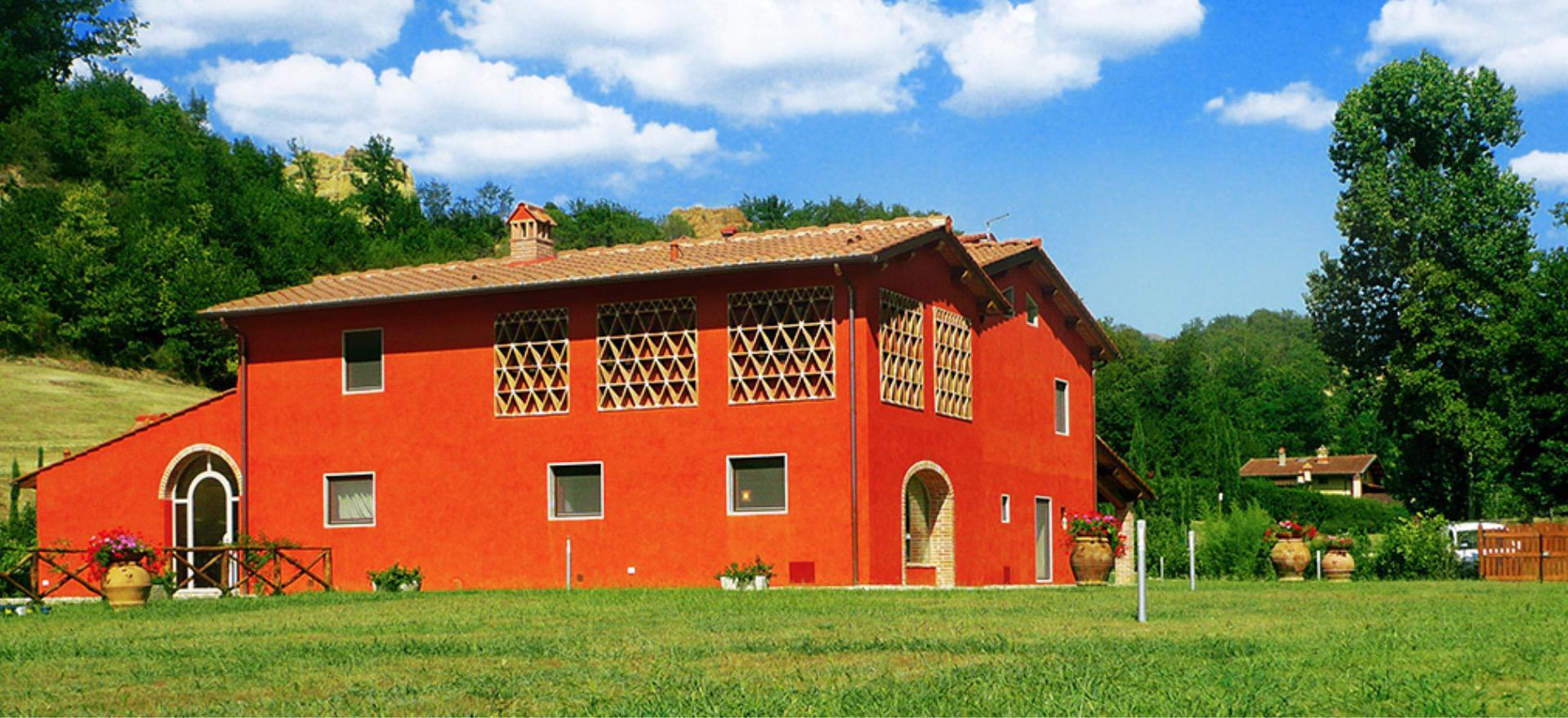 Agriturismo op prachtig landgoed nabij Florence
