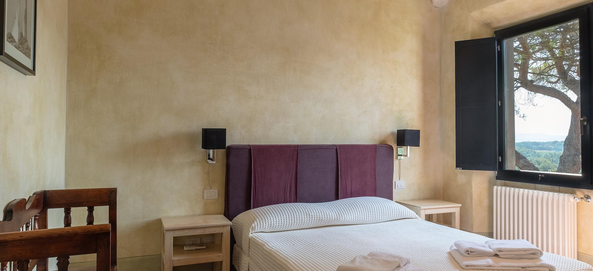 Mooie wijnboerderij in de Chiantistreek in Toscane