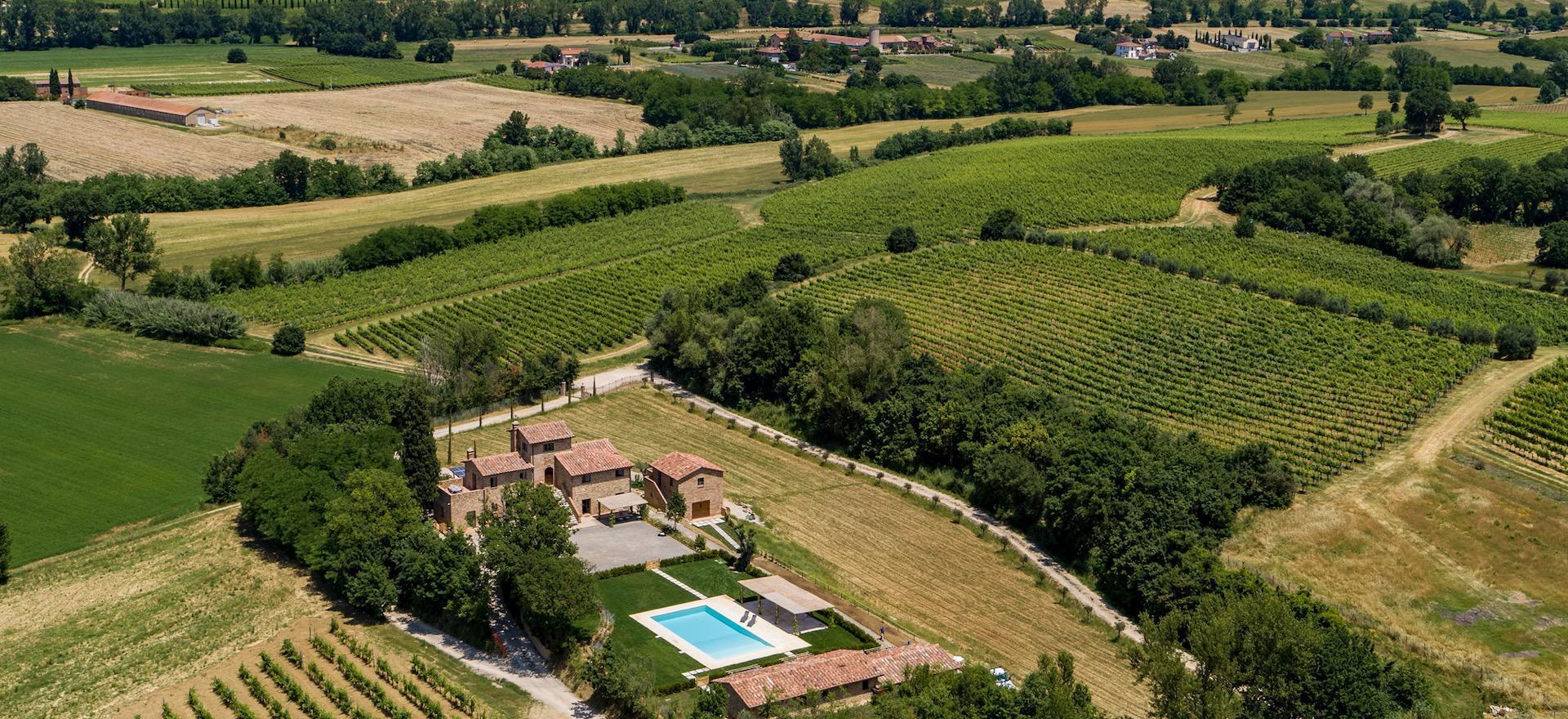 Ideale agriturismo in Toscane om tot rust te komen
