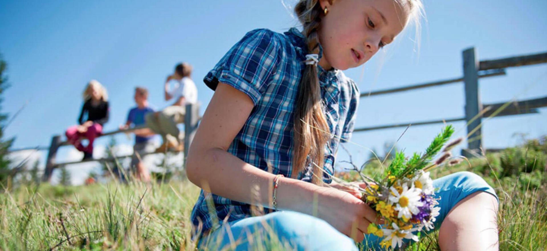 Actieve agriturismo met boerderijdieren in Trentino