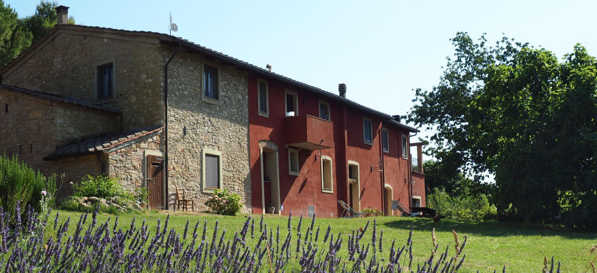 Gastvrije agriturismo met restaurant in Toscane