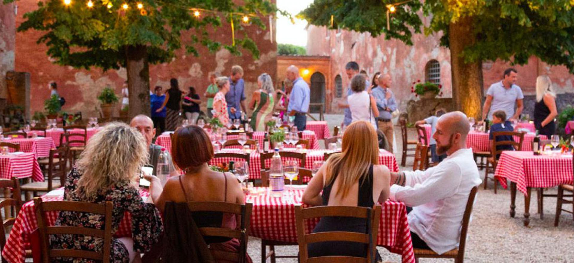 Verborgen parel in Toscane vlakbij Siena