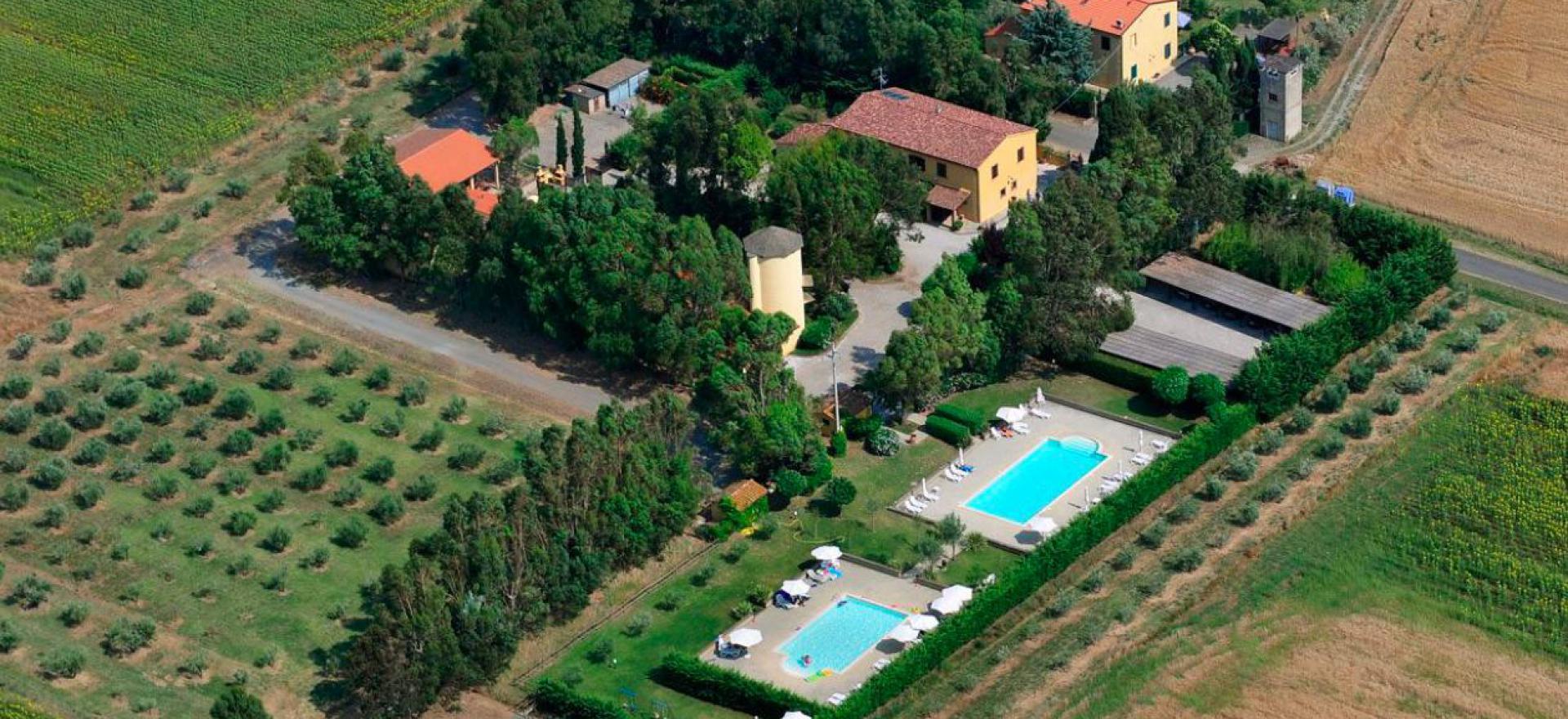 Agriturismo Toscane, kindvriendelijk en vlakbij het strand